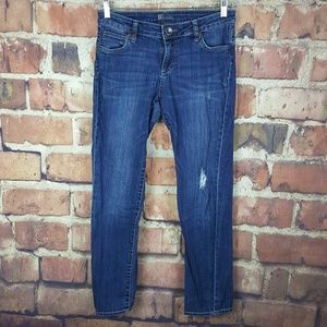 KUT from the Kloth Womens Straight Leg Jeans 6